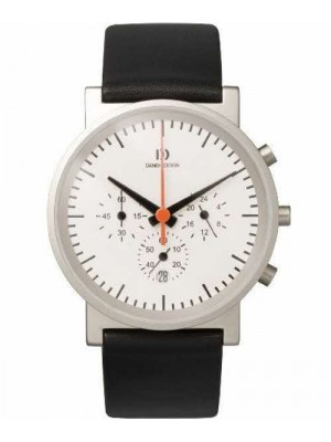 Danish Design Chronograph 37 IQ12Q722