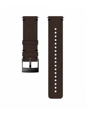 SS050232000 Pas za uro SUUNTO 9 BARO Leather Brown