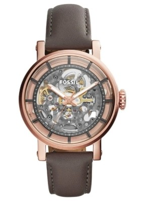 Fossil Boyfriend Automatic Skeleton ME3089