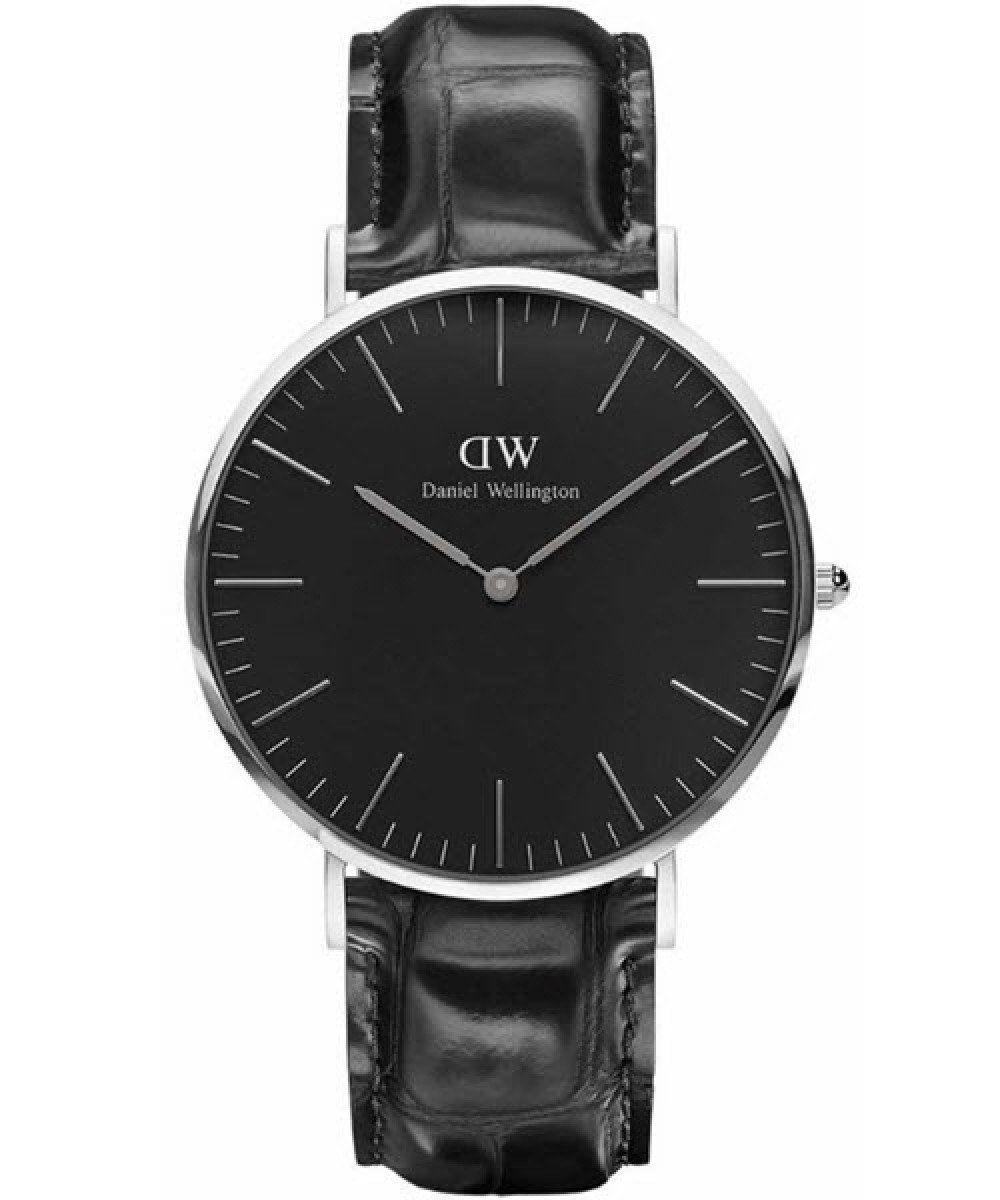 daniel wellington Classic Black Reading DW00100135
