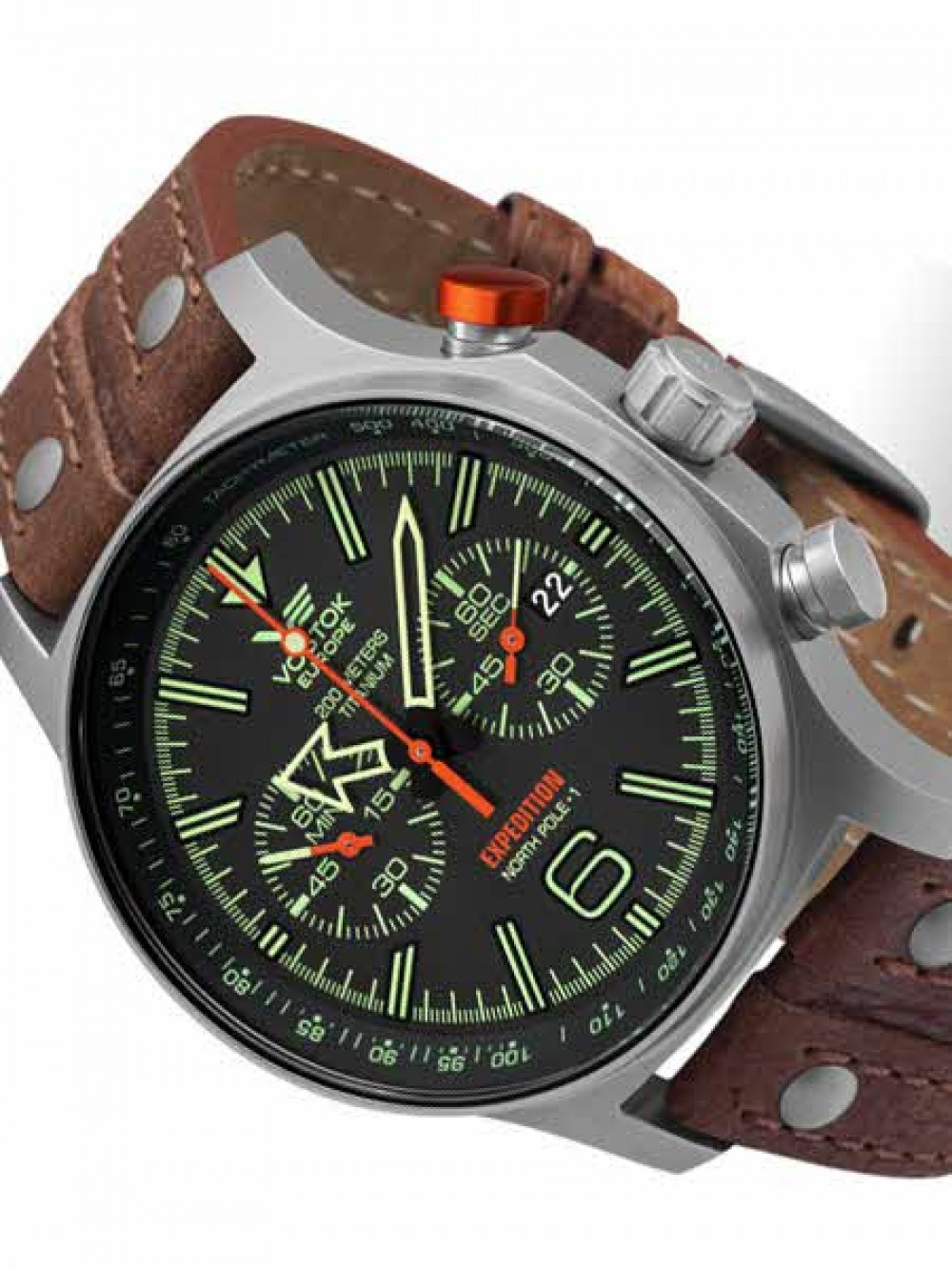Vostok-Europe Expedition North Pole 6S21-595H299
