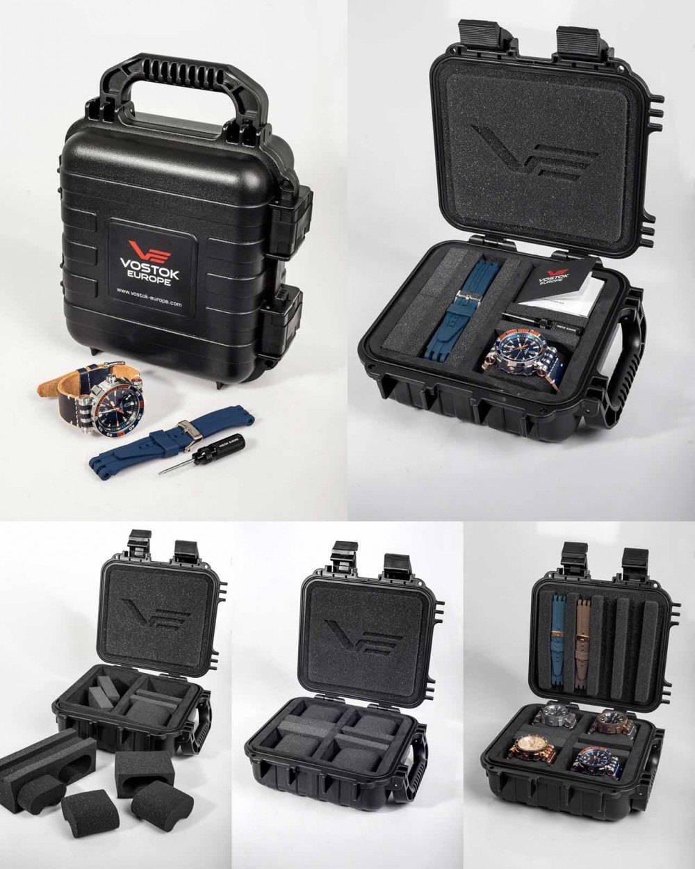 Vostok-Europe Energia 2 hard case