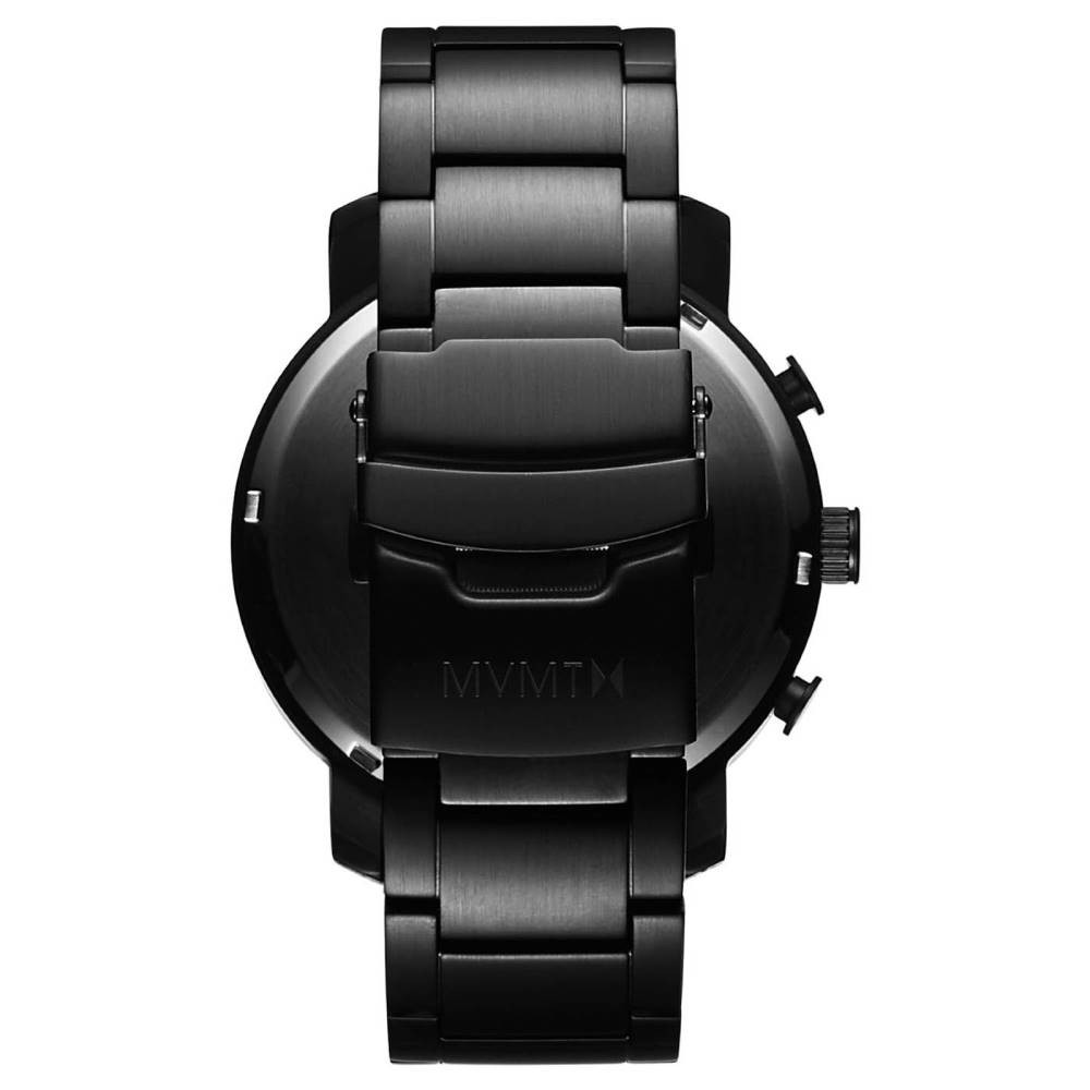MVMT Chrono Black Link D-MC01-BB