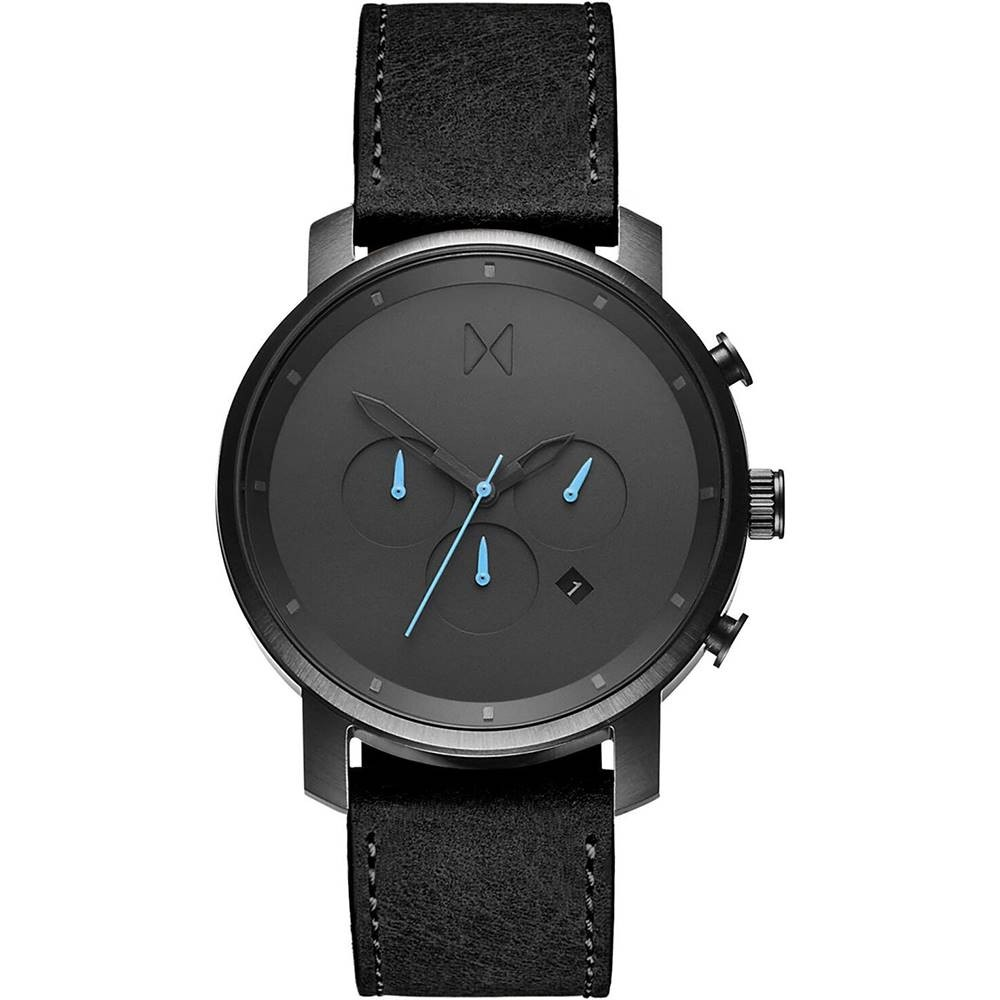 MVMT Chrono Gunmetal Black D-MC01-GUBL