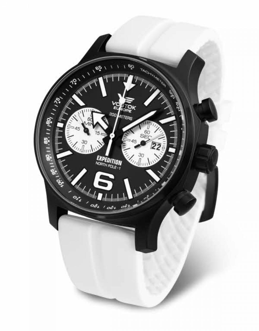 Vostok-Europe Expedition North Pole 6S21-5954199 silikon