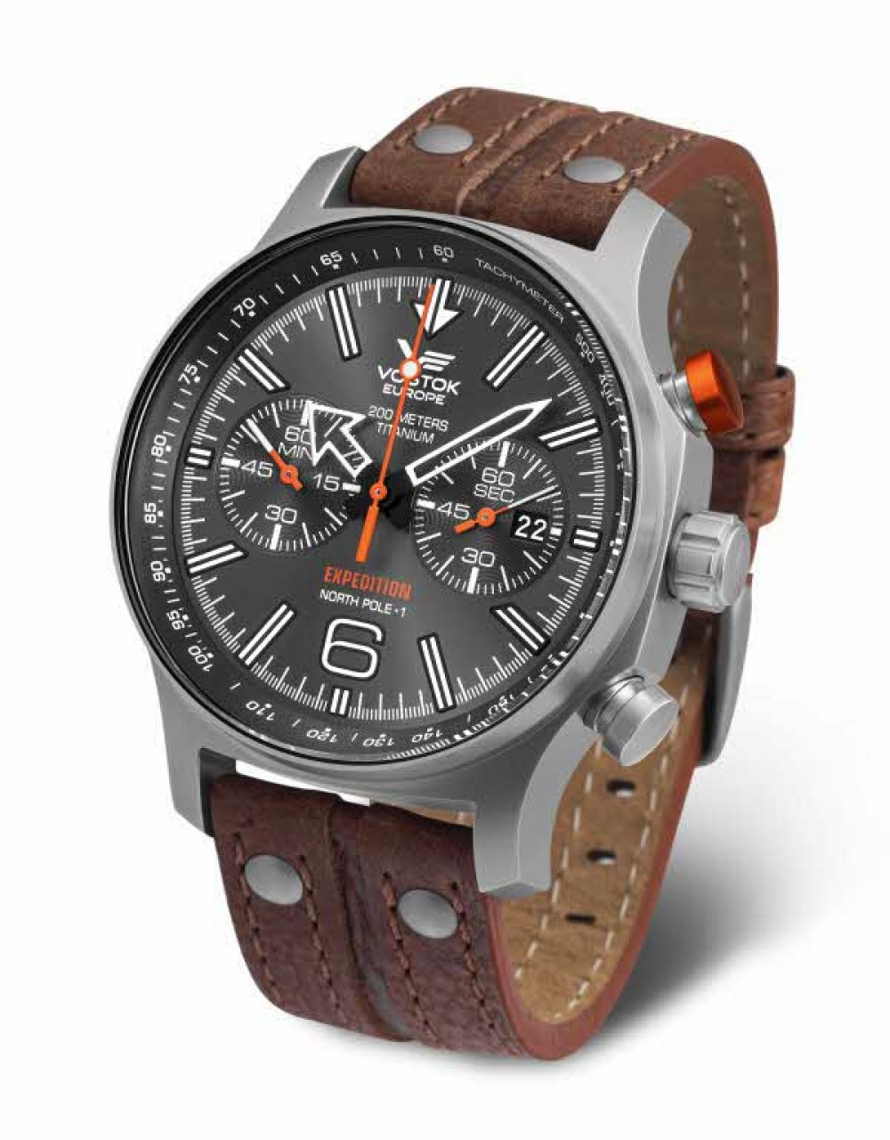 Vostok-Europe Expedition North Pole 6S21-595H298