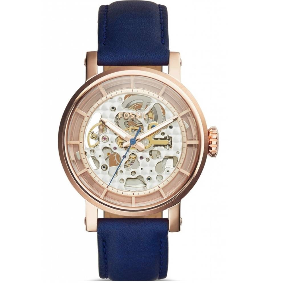 Fossil Boyfriend Automatic Skeleton ME3086