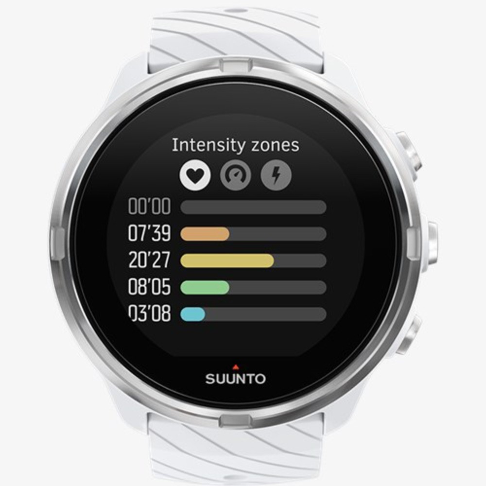 Pas za uro Suunto 9 Athletic 3 White
