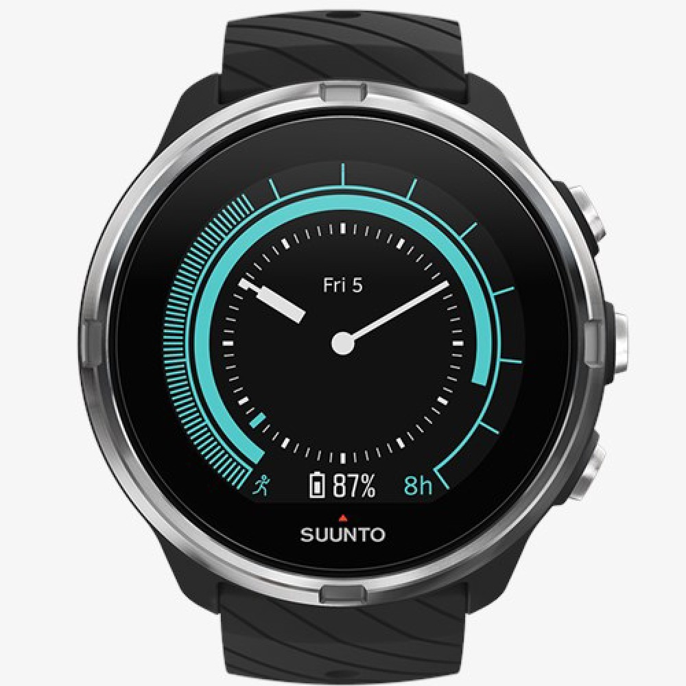 Pas za uro Suunto 9 Athletic 3 Black
