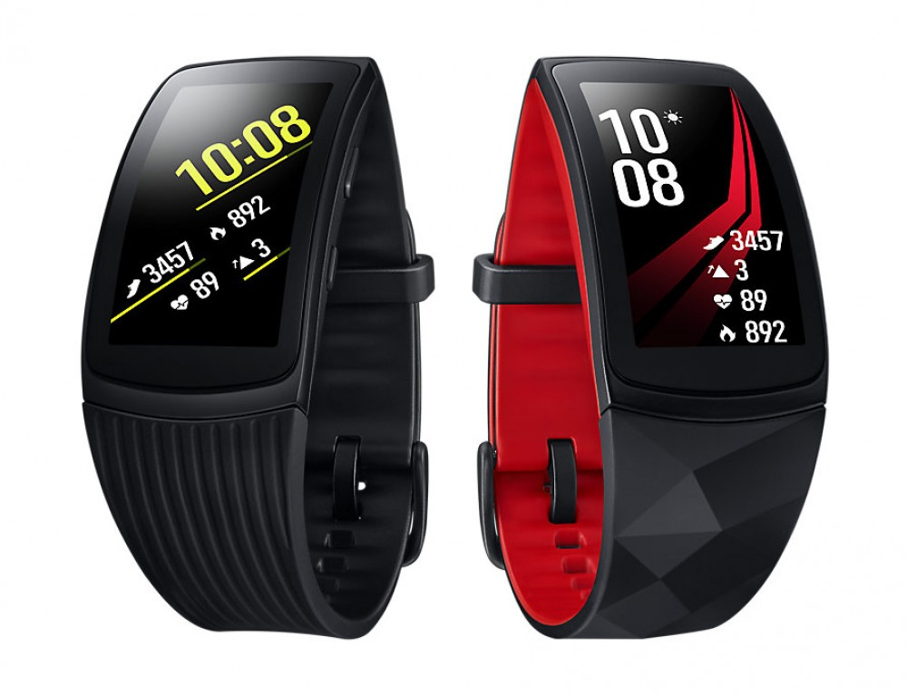 Samsung Gear Fit2 Pro black L