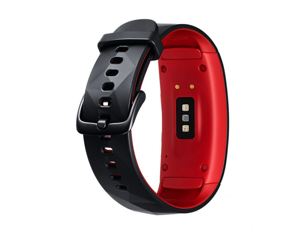Samsung Gear Fit2 Pro red S