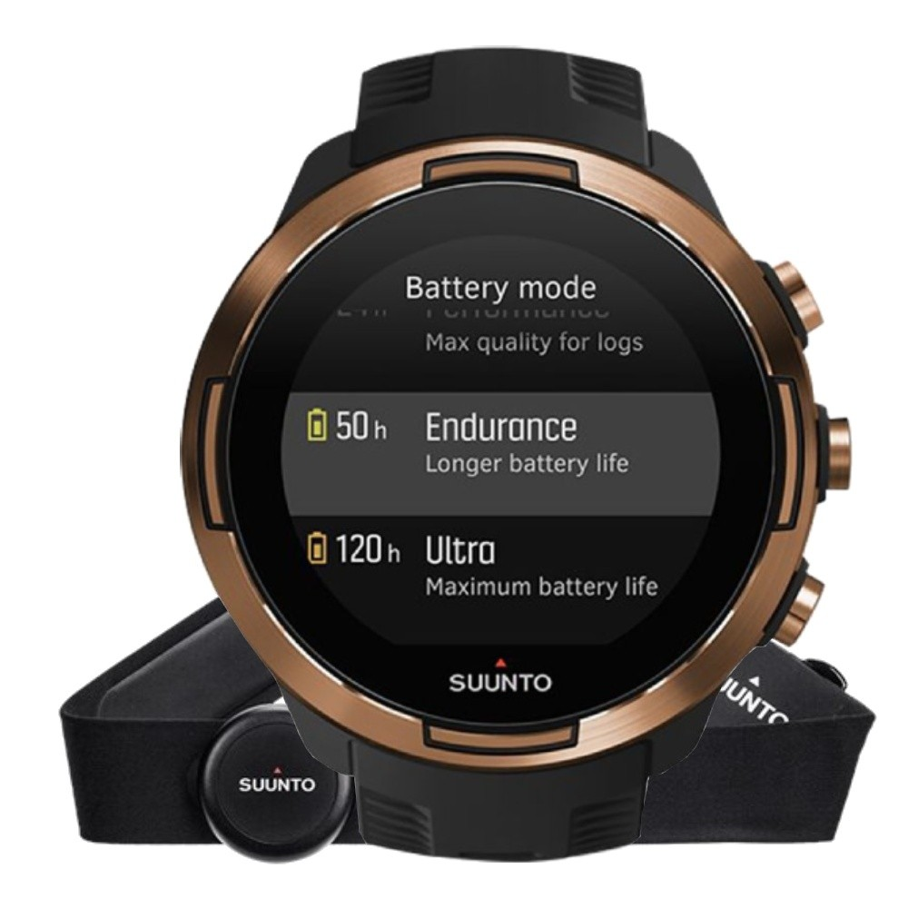 Suunto 9 Baro Copper HR