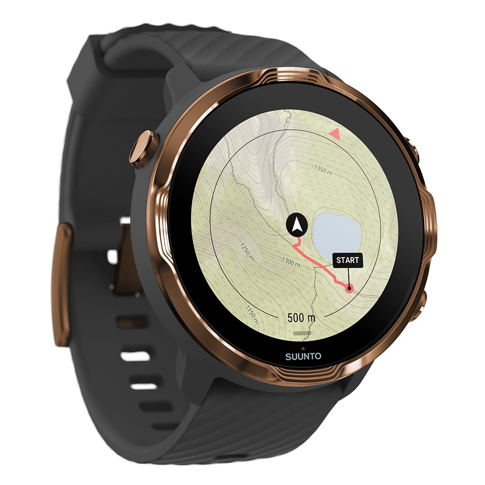 Suunto 7 Graphite Copper
