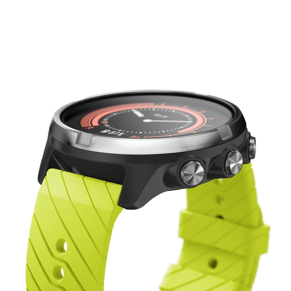 Suunto 9 Black Lime HR