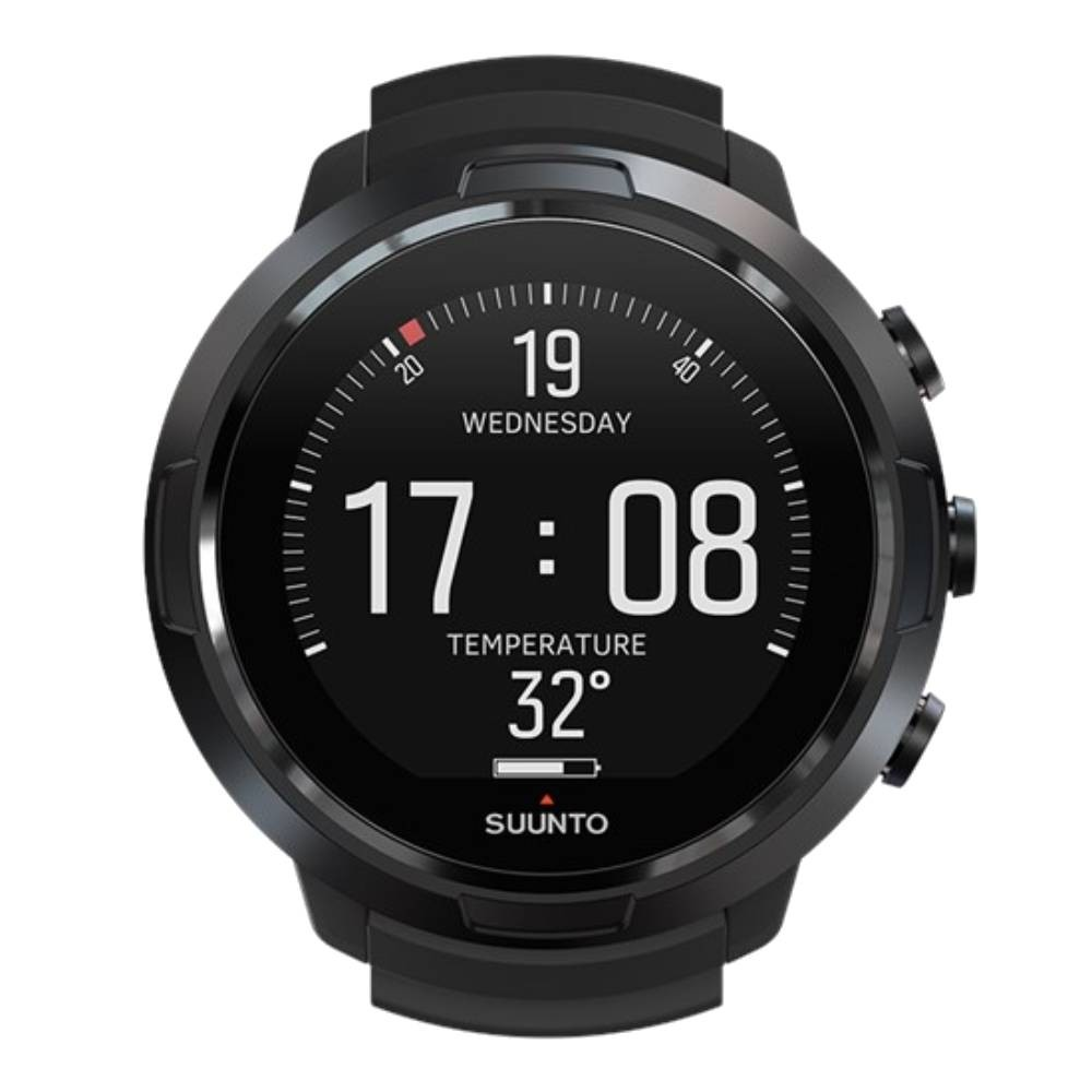 Suunto D5 All Black