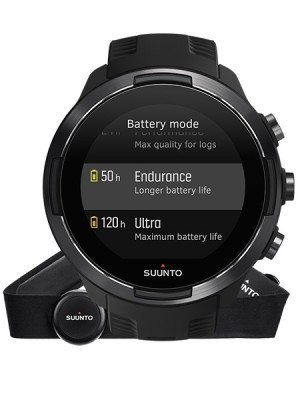 Suunto 9 Baro Black HR