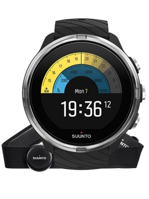Suunto 9 Black HR